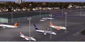 X Plane 11 Eglc Scenery