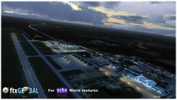 FSX & Prepar3D freeware scenery list