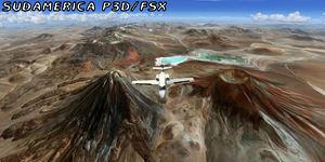 FSX & Prepar3D World sceneries
