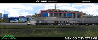 FSX Mexico commercial sceneries