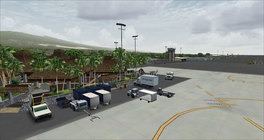 FSX Hawaii commercial sceneries