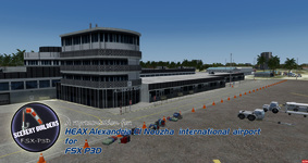 FSX & Prepar3D scenery list