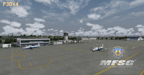 FSX Japan commercial sceneries