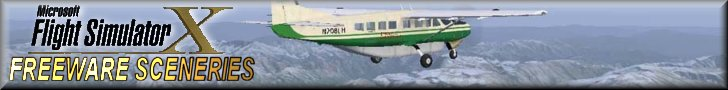 FSX freeware sceneries logo